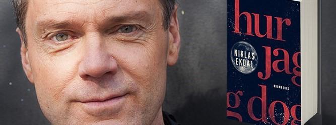 Niklas Ekdal föreläser 26 april om sin personliga resa – ett unikt tillfälle