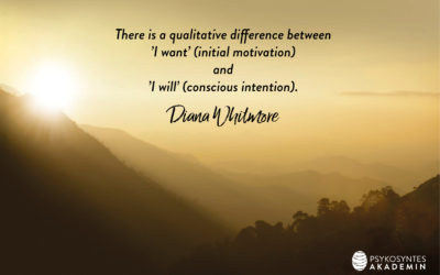 There is a qualitative difference between  'I want'