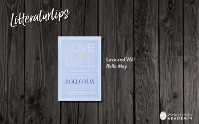 Litteraturtips: Love and Will, Rollo May