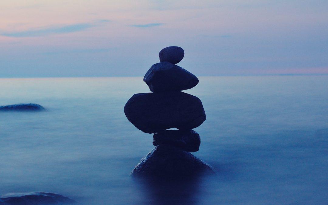 Meditation, mindfulness och tänkande
