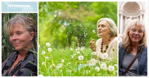 Psykosyntesföreningens medlemskväll: Konsten att bli äldre