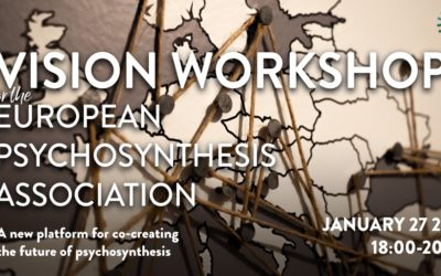En vision för psykosyntes och en ny plattform för internationell samverkan
